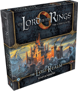 Lord of the Rings : The Card Game - Deluxe Expansion - The Lost Realm